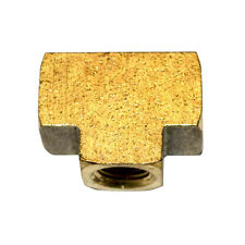 "Brass Tee Fitting 1/2"" NPT Female - FP88T"