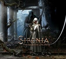 Sirenia - The Seventh Life Path CD 2015 digipack symphonic metal gothic Napalm