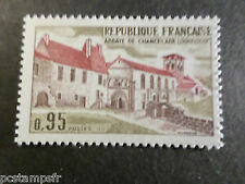 FRANCE - 1970 - timbre 1645, Abbaye Chancelade, neuf**