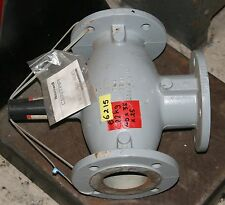 "HONEYWELL Centra 3"" flanged mixing valve DN80K VS100 6749T - NEW"