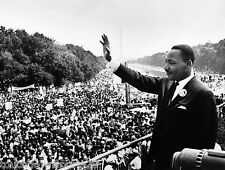 Vintage Martin Luther King Jr I Have A Dream Hero Poster Canvas Print 11x14 090