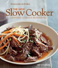 The New Slow Cooker : Fresh Recipes for the Modern Cook by Brigit Binns (2011, …