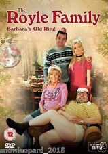 ROYLE FAMILY BBC TV SERIES BARBARAS OLD RING DVD Brand NEw Sealed UK Release R2