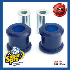 Mazda RX7 (FD1031) 4/92-12/98 Superpro Rr Toe Control Arm Outer Bushes SPF2676K