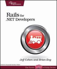 Rails for .NET Developers (Facets of Ruby)-ExLibrary