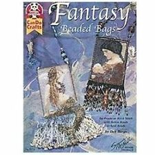 Fantasy Beaded Bags: For Peyote or Brick Stitch with Delica Beads or Seed Beads,