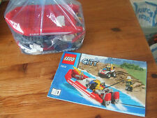 Lego City 7213 Off road truck and fireboat