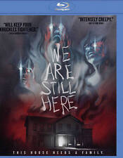 We Are Still Here (Blu-ray Disc, 2015)