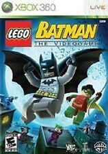 LEGO Batman The Videogame GAME Xbox 360 VIDEO LB LBVG VG