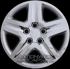 "New Set of 4 fits 2000-2011 Chevy Impala CHROME 16"" Full Wheel Covers Hub Caps"