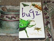 BUGZ VHS~FROM A BUGS EYE VIEW~KIDS LEARN ABOUT INSECTS VIDEO~SPIDERS BEETLES