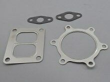 Turbocharger Gasket Kit TA45/GT42/T51R Dual Entry 6 Bolt Outlet XTR210005