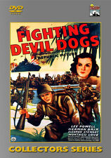 Fighting Devil Dogs - Classic Movie Serial - DVD