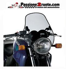 cupolino parabrezza windscreen moto universale givi a603 universal fumè chiaro