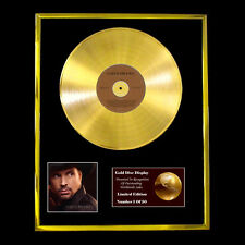 GARTH BROOKS ULTIMATE CD  GOLD DISC VINYL LP FREE SHIPPING TO U.K.