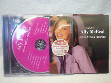 ALLEY McBEAL SONGS FROM FEATURING VONDA SHEPARD  C.D. NEW