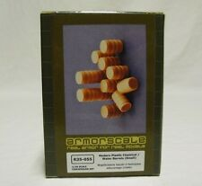 1/35 Armorscale MODERN PLASTIC CHEMICAL/WATER BARRELS (Small) Resin  #R35-055