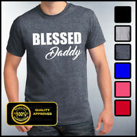 BLESSED DADDY SHIRT, Baby Daddy T-shirt, Gifts For Dad, Best Dad Ever Tee