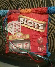 Casino slots casino las vegas pinata bonbons fête & bâton peut être personnalisé
