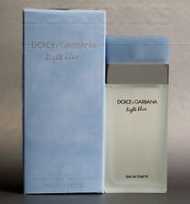 Dolce & Gabbana Light Blue Women 3.3 oz Eau de Toilette Spray NEW SEALED