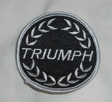 TRIUMPH WREATH EMBROIDERED CLOTH BADGE