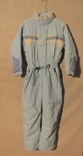 Columbia Vertex Ski Suit Snowsuit Light Blue Size Kids 14/16 Inv#Z9039