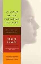La ltima de las muchachas del men Spanish Edition)