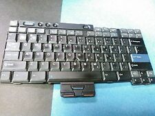 "KEYBOARD IBM THINKPAD T40 T41 T42 T43 R50 R51 R52 14"" 13N9926 OEM LAPTOP"