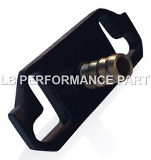 Fuel Rail FPR Adaptor Honda Civic Accord Integra Type R -  Black