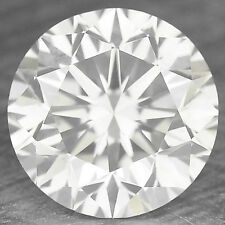 0.43 Cts FANCY SPARKLING UNTREATED WHITE COLOR NATURAL LOOSE DIAMONDS- SI1