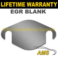 PEUGEOT 307 308 407 607 3008 5008 EXPERT easy fit EGR Plaque Blanc 1,5 mm acier NS