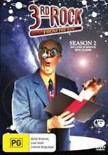 3rd ROCK FROM THE SUN Season 2 DVD R4 New Sealed