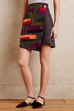 ANTHROPOLOGIE Raoul For Made in Kind Casia Wrap Skirt NwT size 8