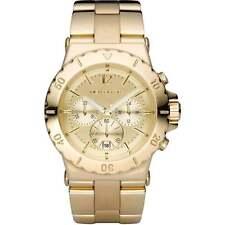 Reloj Cronógrafo tono Oro Kors MK5313 Dylan Michael Señoras