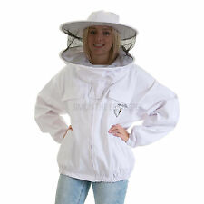 Buzz Beekeeping Bee Jacket with Round Veil - EXTRA LARGE - XL