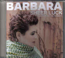 Barbara Straathof-Sheer Luck Promo cd single