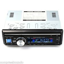 1068 Car Audio Stereo Bluetooth V2.0 Support FM USB SD Mp3 Player AUX Mic