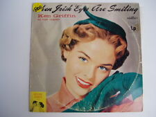 "KEN GRIFFIN - WHEN IRISH EYES ARE SMILING - 10"" LP"