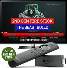 2nd Gen Amazon Fire TV Stick with Kodi 17.1 - Watch ✔️Sports✔️Movies✔️TV✔️Kids