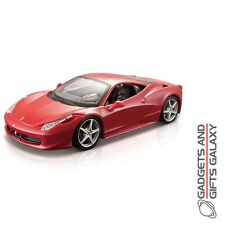 BBURAGO FERRARI 458 ITALIA 1:24 SCALE DIECAST MODEL CAR collectors gift toy