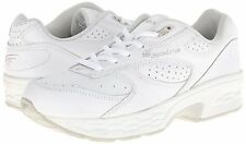 Spira Classic Leather Walking Shoe White Mens Size 7.5