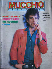 MUCCHIO 75 1984 Willy De Ville Annabel Lamb Johnny Cash Big Country Clash Manson