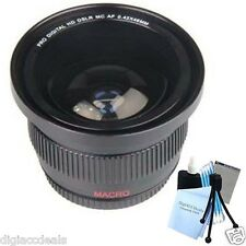 .42x Super Wide Angle 52MM Fisheye Lens for Pentax K5, K30, K-R, KX, K-7, K-01