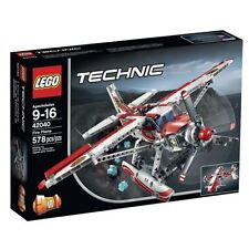 New LEGO Technic Fire Plane 42040 Sealed airplane