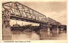 B95219 sandomierz most kolowy na wisle poland