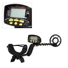 Metal Detector, Waterproof Search Coil, Pin-Point Detect, Adjustable Sensitivity