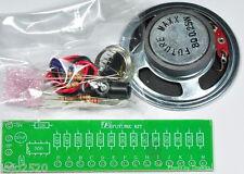 MINI ORGAN 13 TONES [ Unassembled Kit ] for beginner electronic soldering