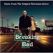 BREAKING BAD CD MUSIC FROM THE ORIGINAL TELEVISION SERIES