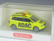 TOP: Wiking Serienmodell VW Touran ADAC in OVP