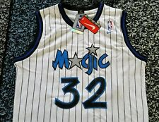 NWT Shaquille Shaq O'neal Orlando Magic Throwback Swingman Jersey NIKE XXL RARE